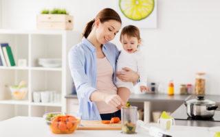 Postpartum Meal Planning