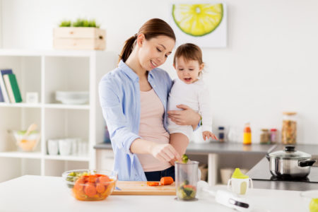 Postpartum Meal Planning